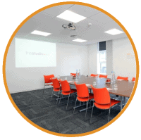 Dare Meeting Room in Manchester